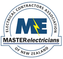 Electrical Contractors Association Master Electricians of New Zealand